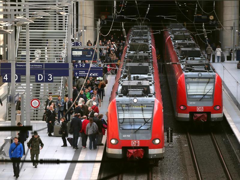 Bild zu Bahnhof am Flughafen Köln/Bonn