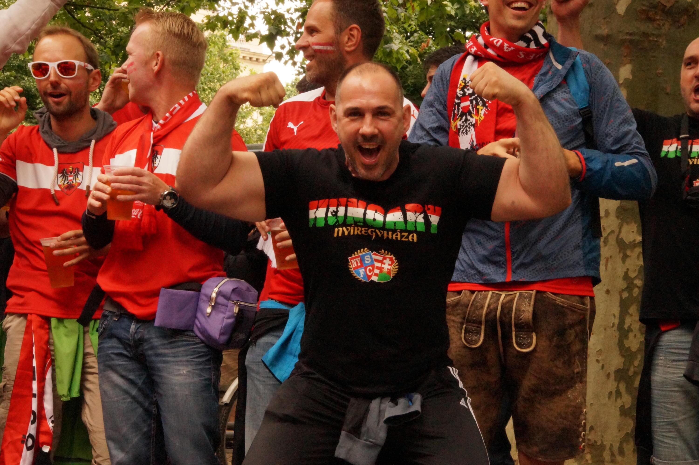 österreich Gegen Ungarn Em