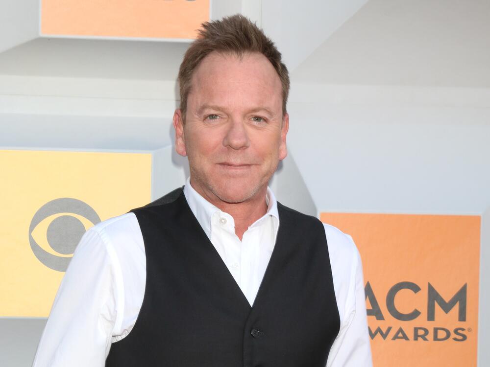 """Bild zu Kiefer Sutherland war einst mal Jack Bauer in """"24"""""""