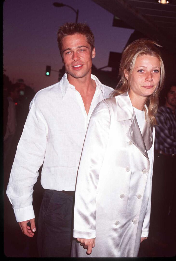 Bild zu Brad Pitt, Freundin, Gwyneth Paltrow