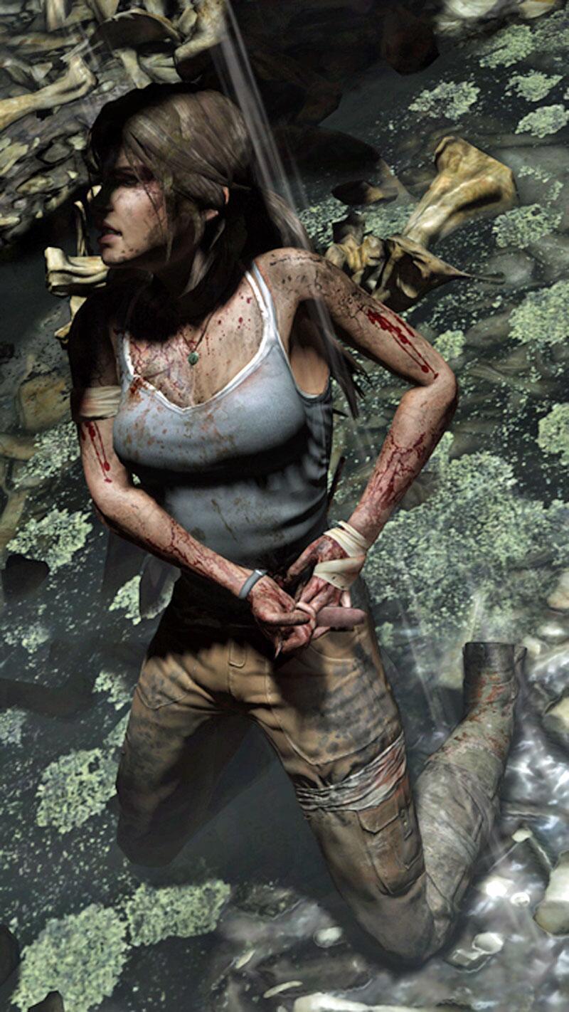 Bild zu Die junge und unerfahrene Lara