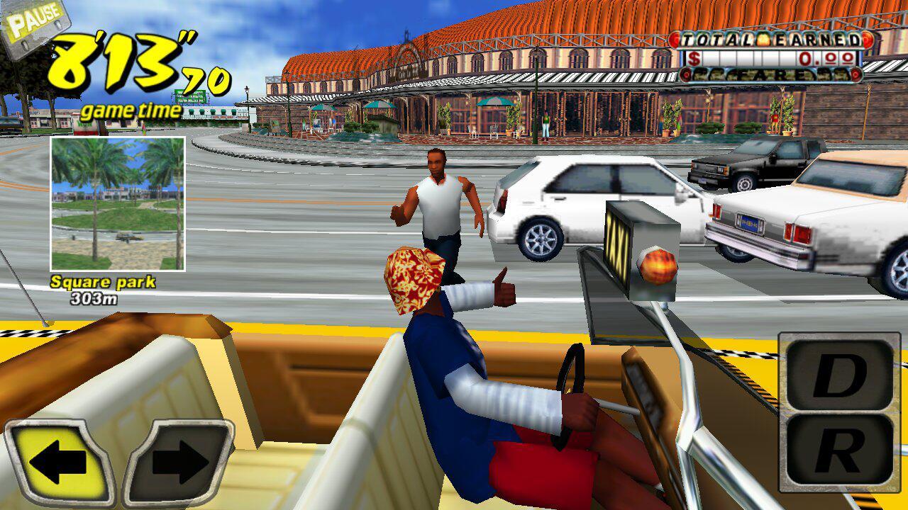 Bild zu Crazy Taxi