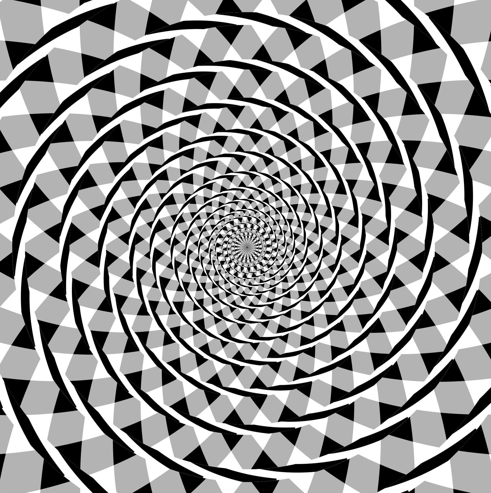 Bild zu Optische Täuschungen