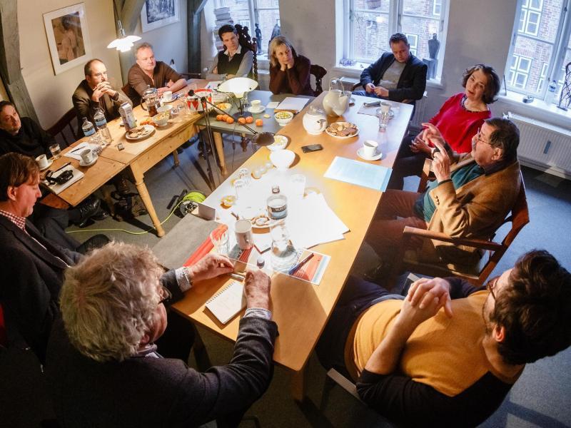 Bild zu Autorentreffen in Lübeck