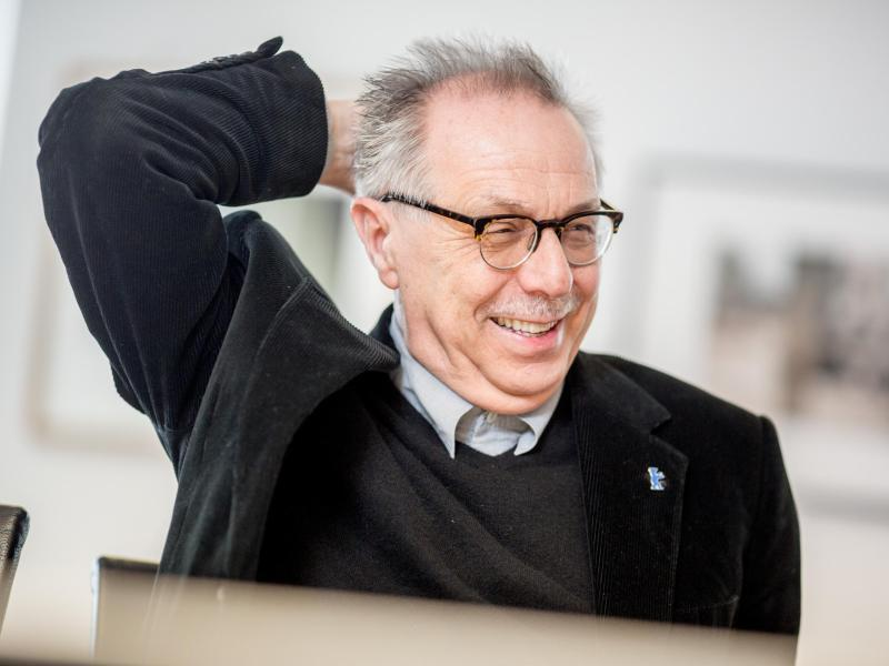 Bild zu Berlinale Direktor Dieter Kosslick