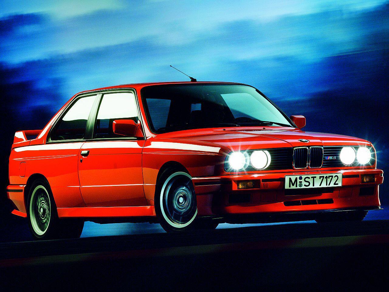 Bild zu BMW M3