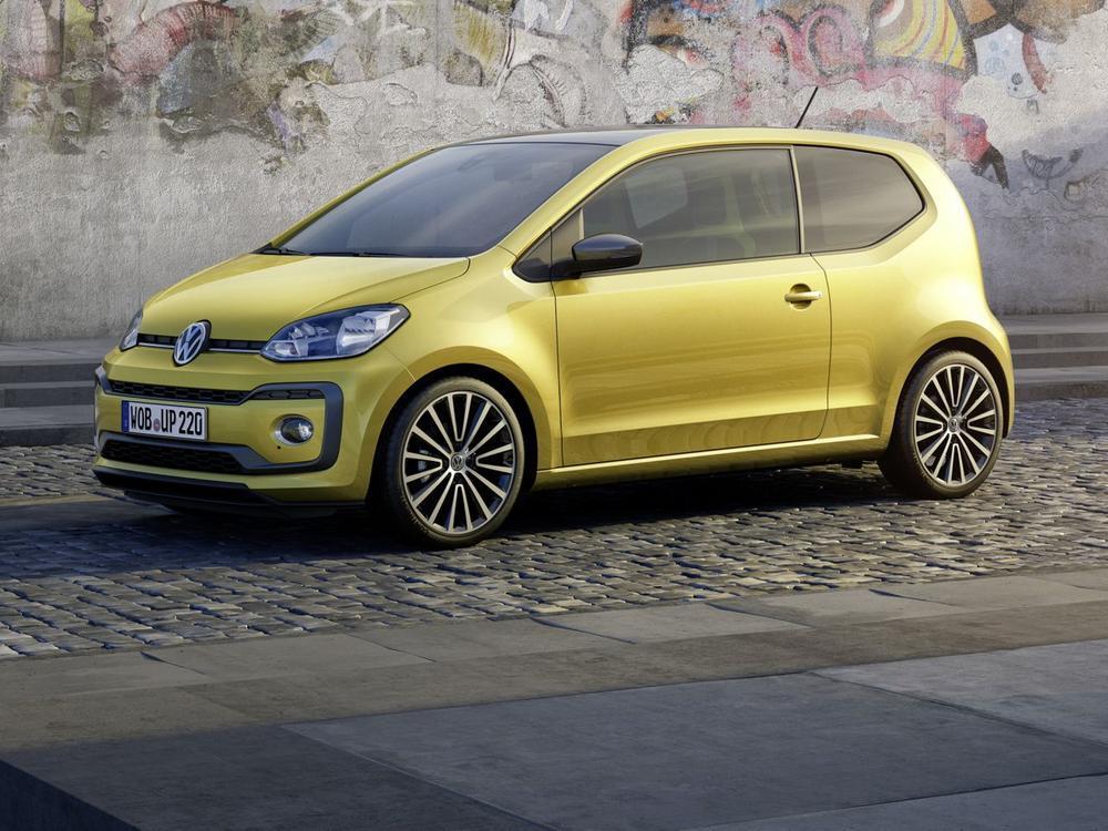 Bild zu VW Up Dreitürer