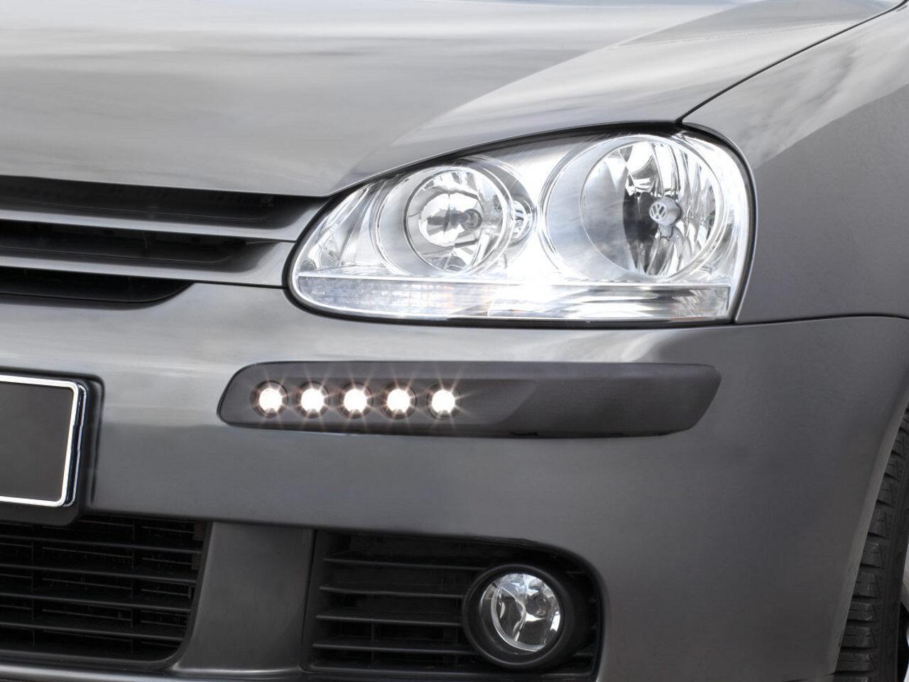 Bild zu Für die Nachrüstung von Tagfahrlicht bei älteren Autos gibt es gute Gründe