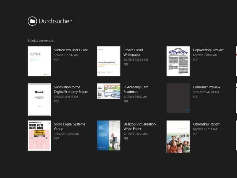 Bild zu PDF-Betrachter