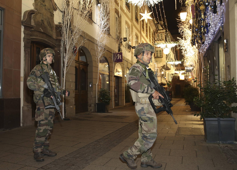 Bild zu Straßburg Anschlag