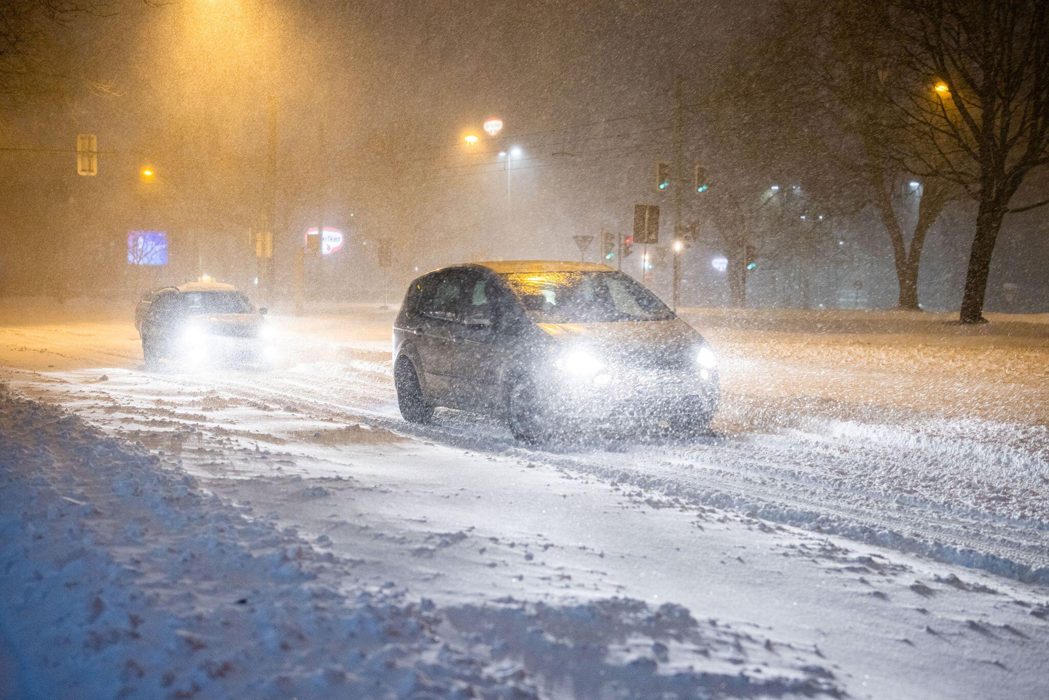 Bild zu Winterwetter - Nordrhein-Westfalen