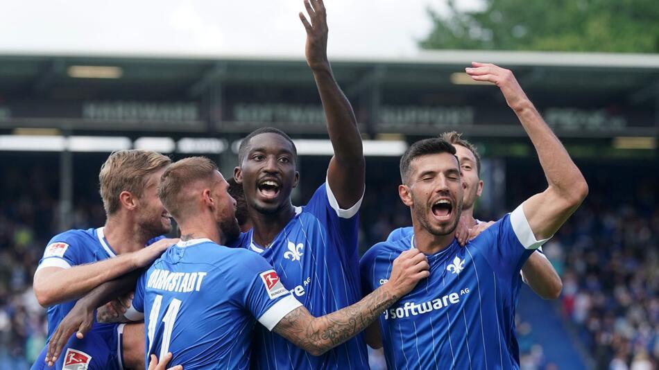 Darmstadt 98 - Hannover 96