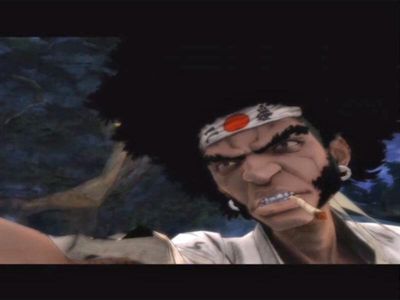 Bild zu Afro Samurai