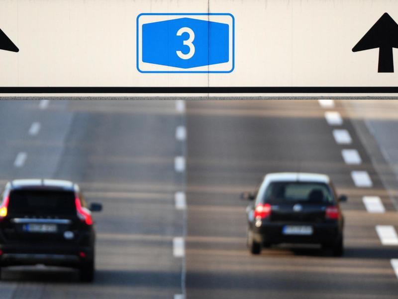 Bild zu Autobahn A3