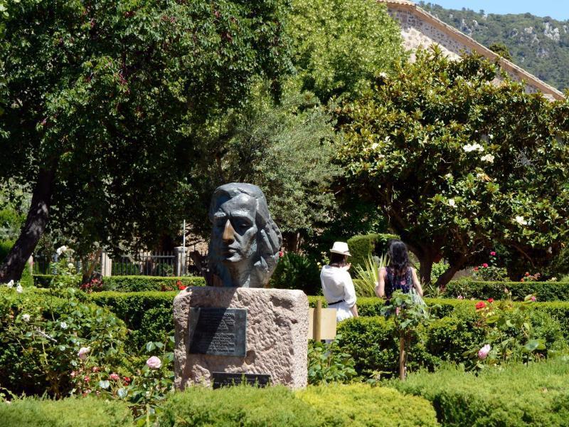 Bild zu Büste von Frédéric Chopin