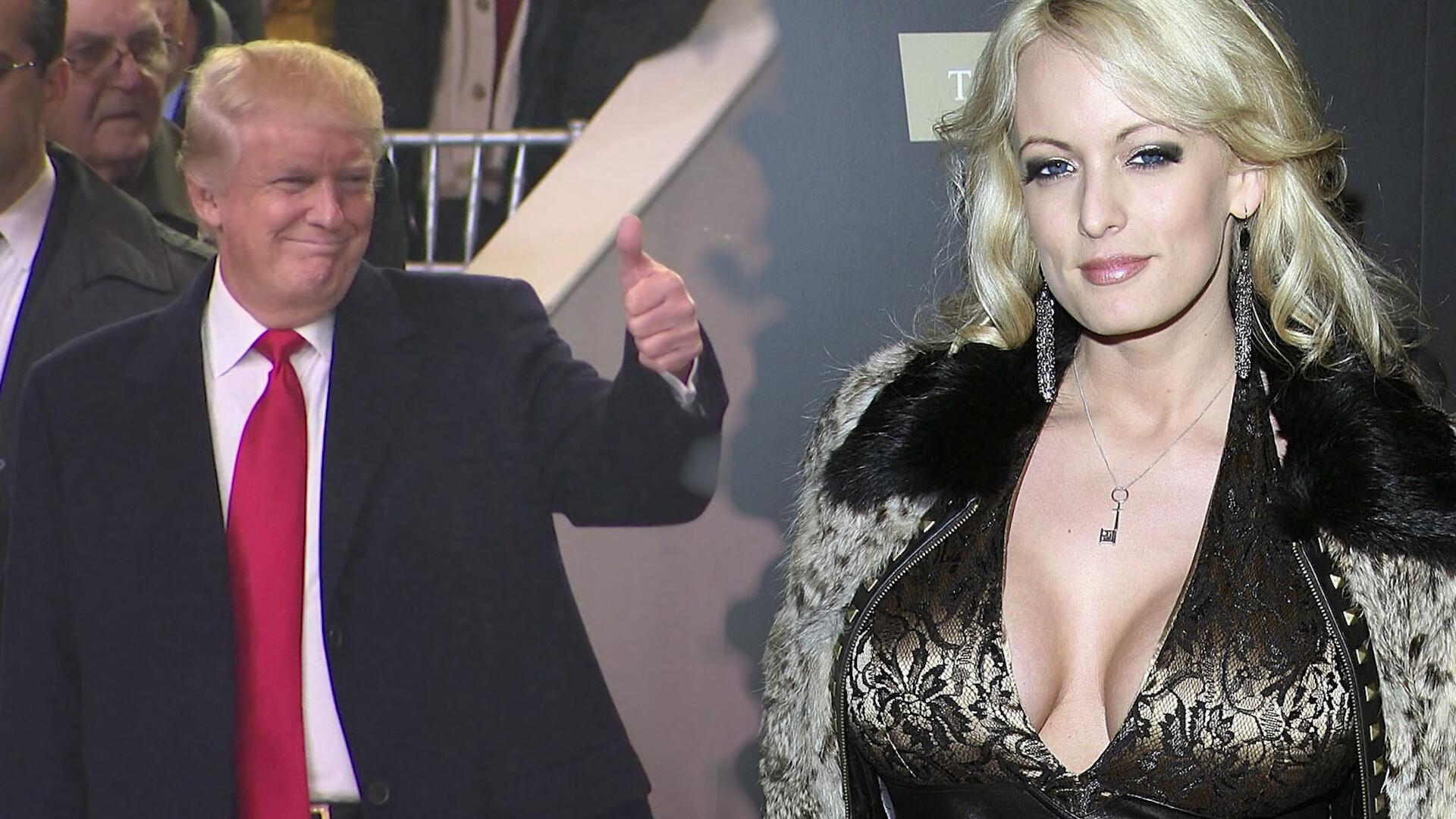 Bild zu Donald Trump: Er sorgt für Rekordzahlen in der Porno-Industrie