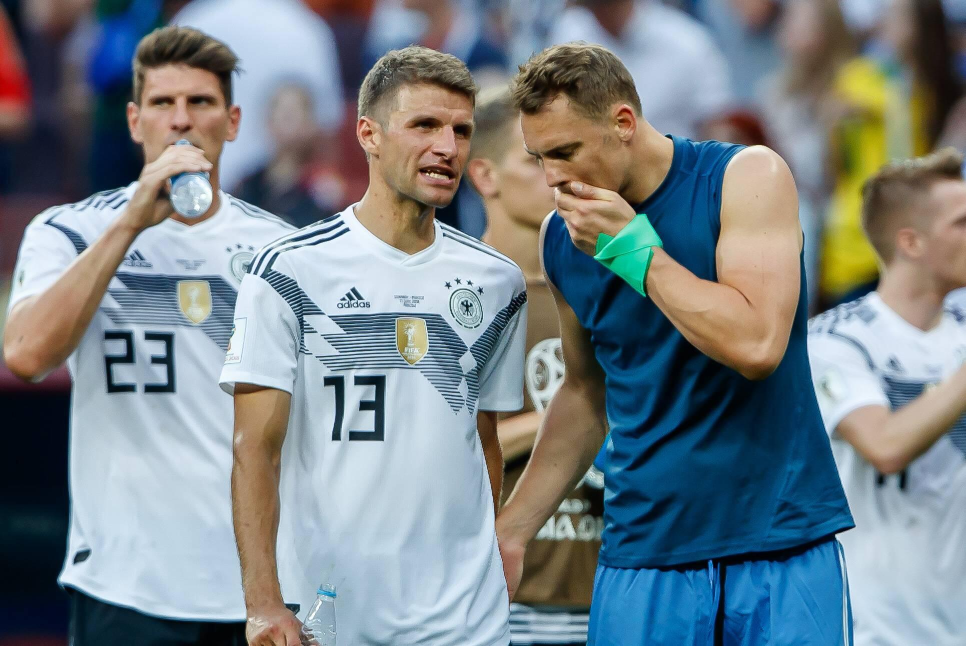 Bild zu Deutschland, WM 2018, weltmeisterschaft, mexiko