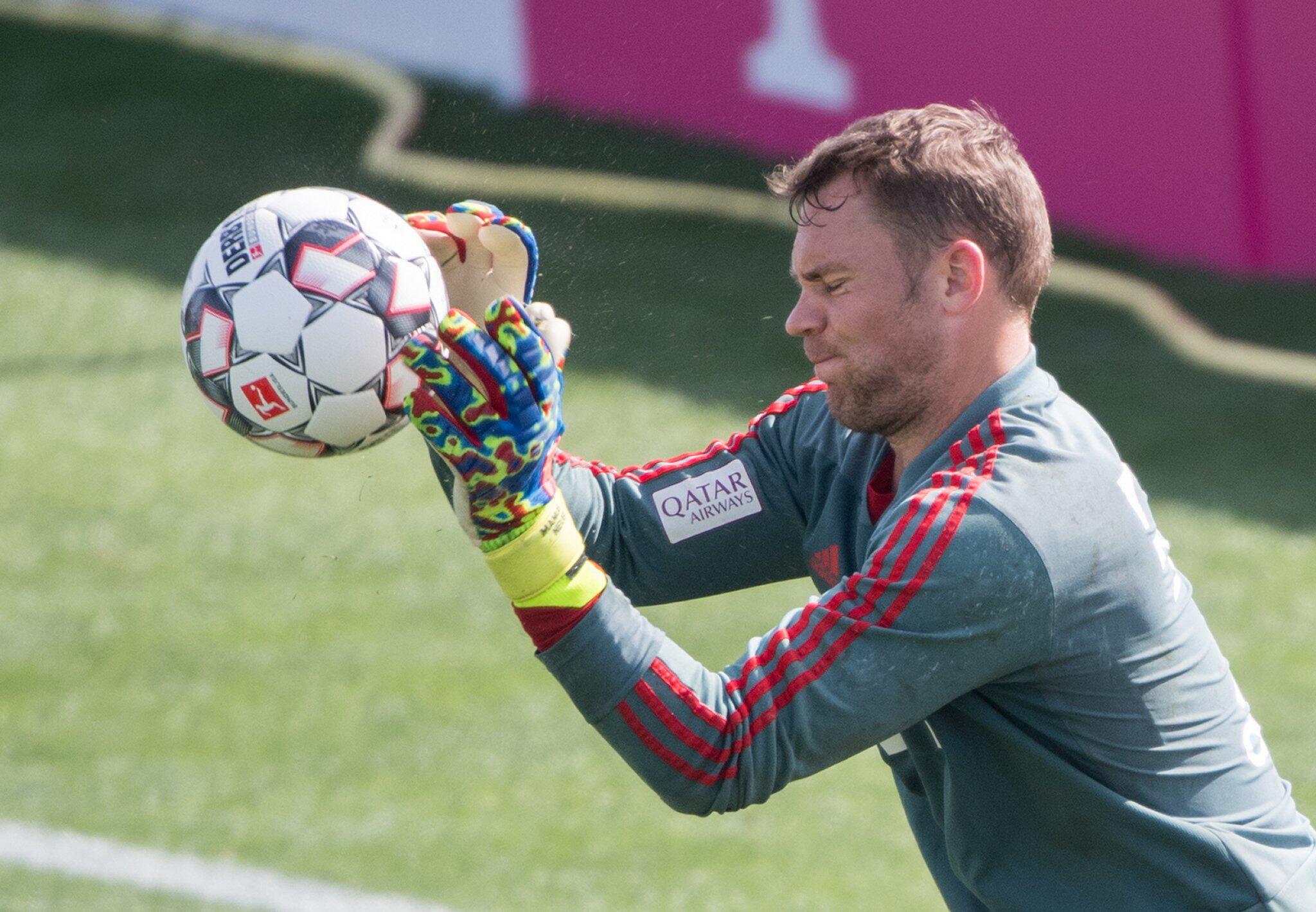 DFB-Pokal - FC Bayern rettet sich ins Viertelfinale