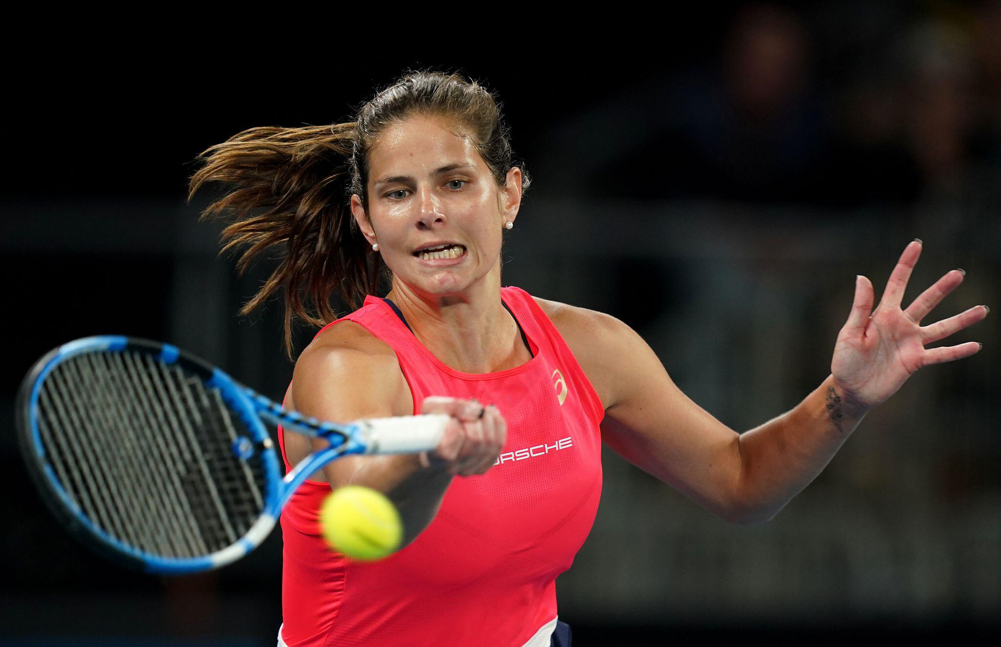 Bild zu Tennisspielerin Görges beendet überraschend Karriere