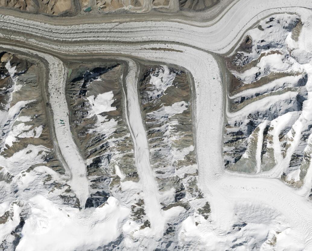 Bild zu Tian Shan Berge