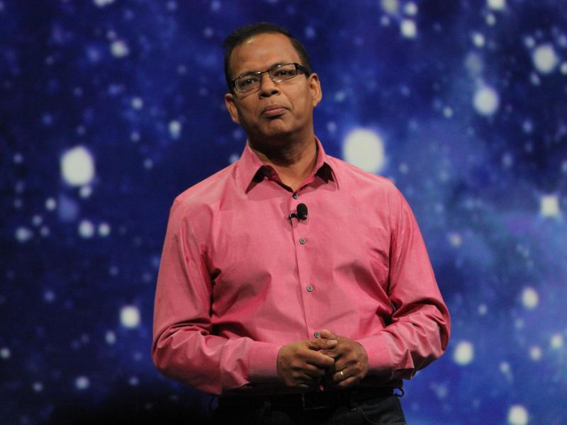 Bild zu Google-Manager Amit Singhal