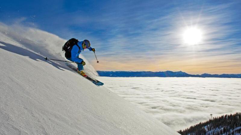 Ski-Gebiet Jackson Hole