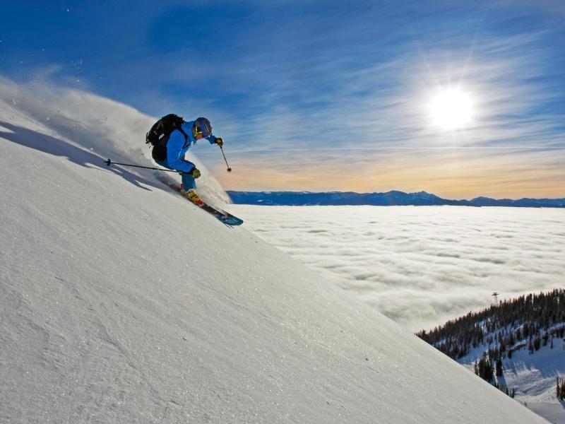 Bild zu Ski-Gebiet Jackson Hole