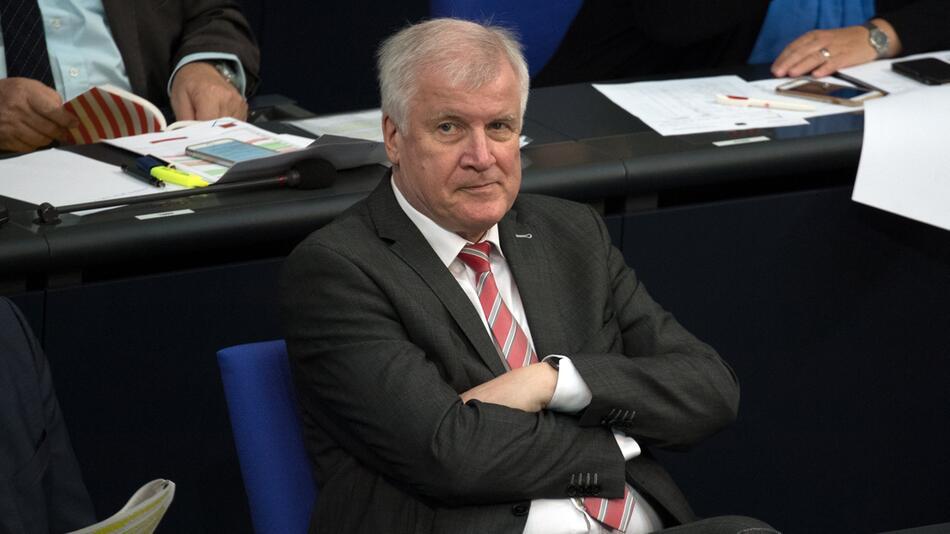 Interior minister Seehofer