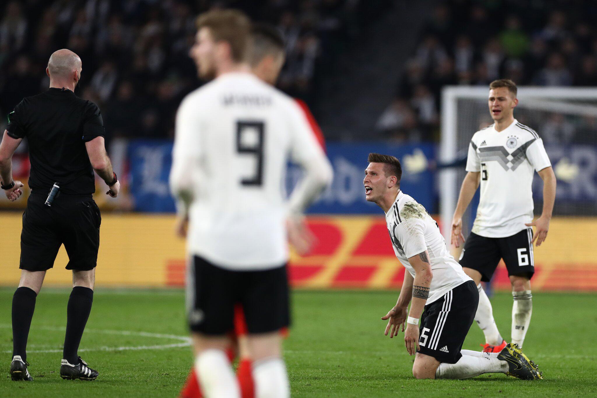 Bild zu Deutschland - Serbien