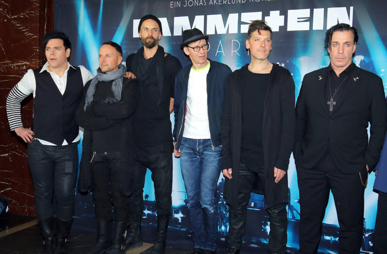 Bild zu Rammstein