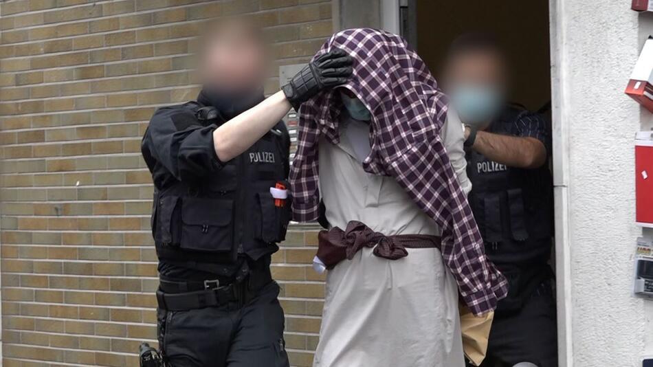 Nach möglicher Gefährdungslage an Synagoge in Hagen