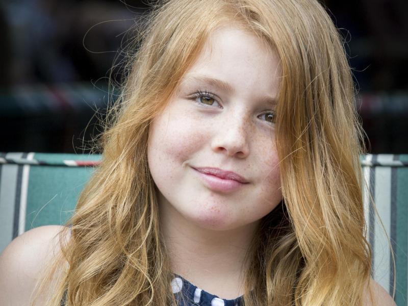 Bild zu Niederländische Prinzessin Alexia