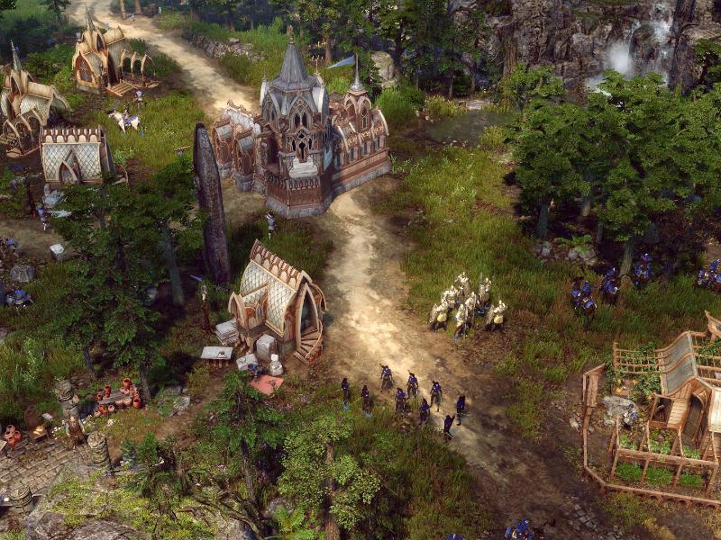Bild zu «Spellforce 3»
