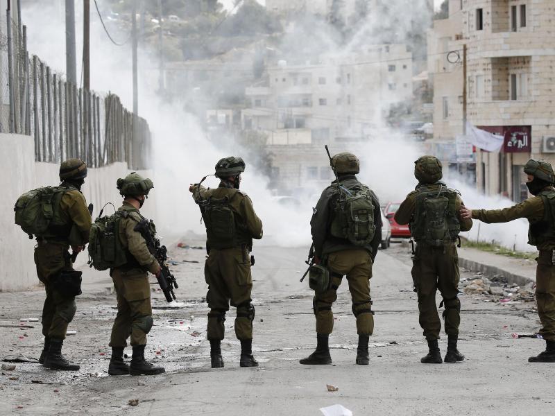 Bild zu Hebron