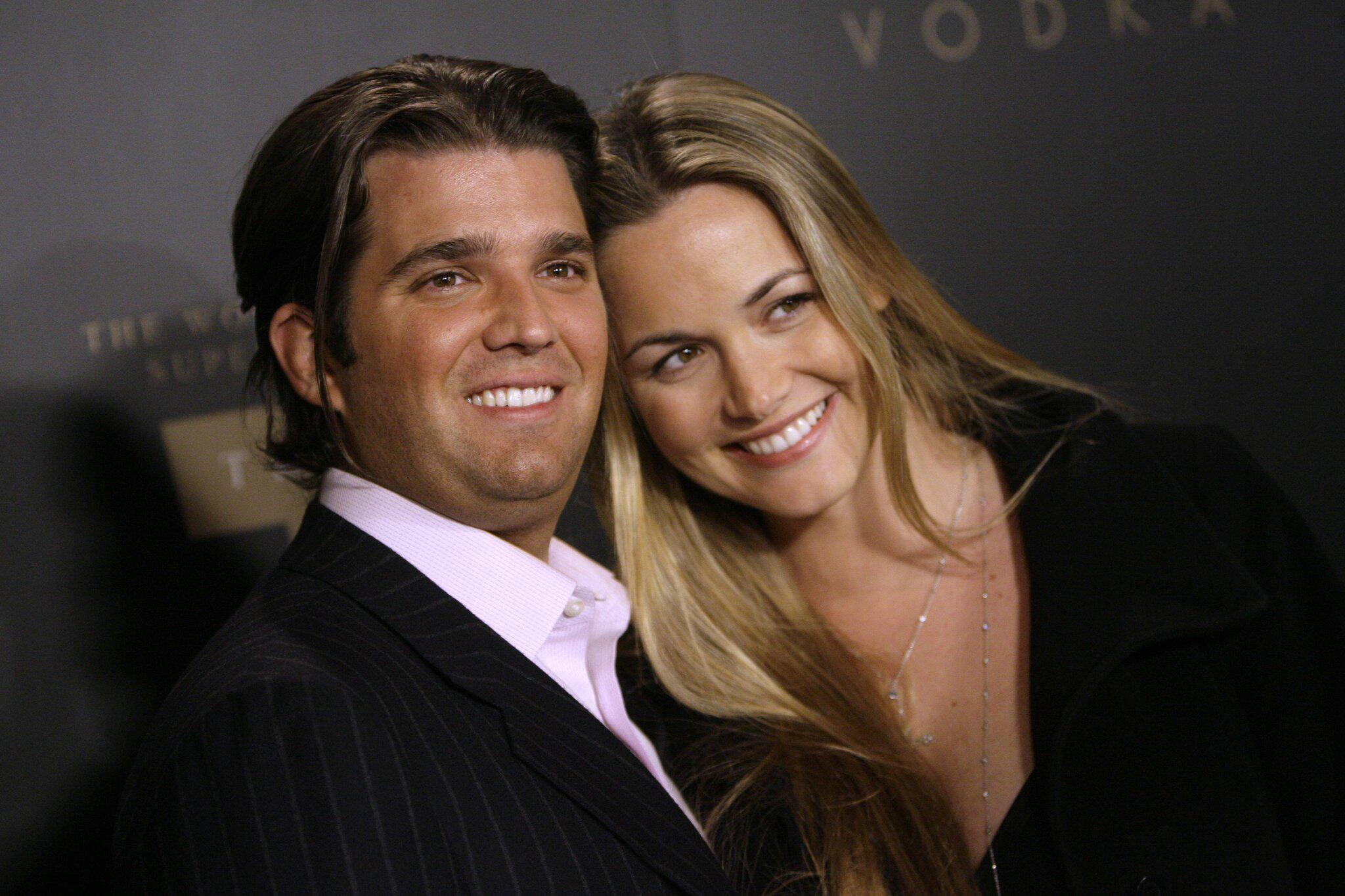 Bildergebnis für Donald Jr. heiratet Vanessa Haydon,