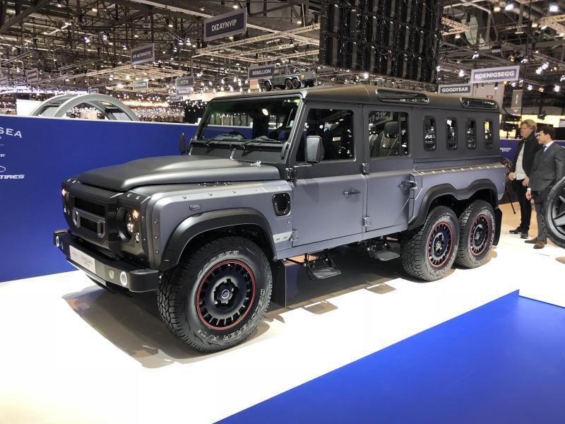 Bild zu Chelsea Truck