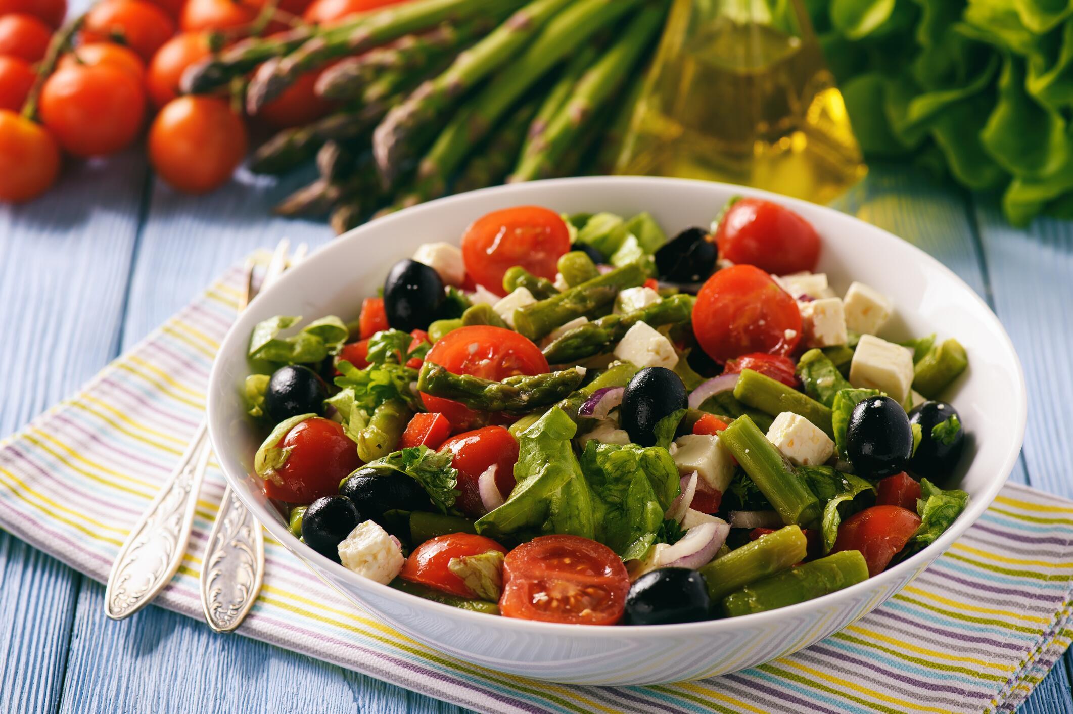 Bild zu Gemüsesalat