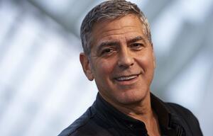 George Clooney, Angela Merkel