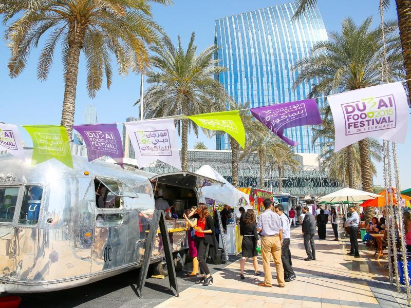 Bild zu Food Festival inDubai