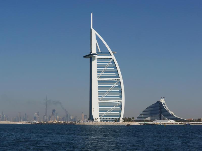 Bild zu Touristenziel Dubai
