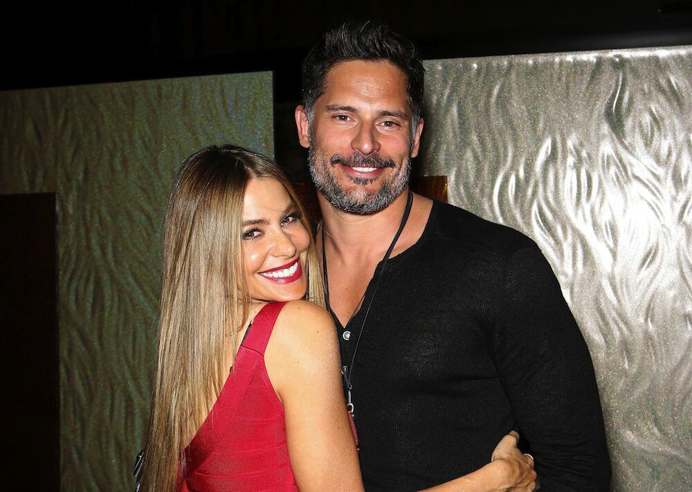 Bild zu Sofia Vergara und Joe Manganiello bei einer Veranstaltung in Las Vegas