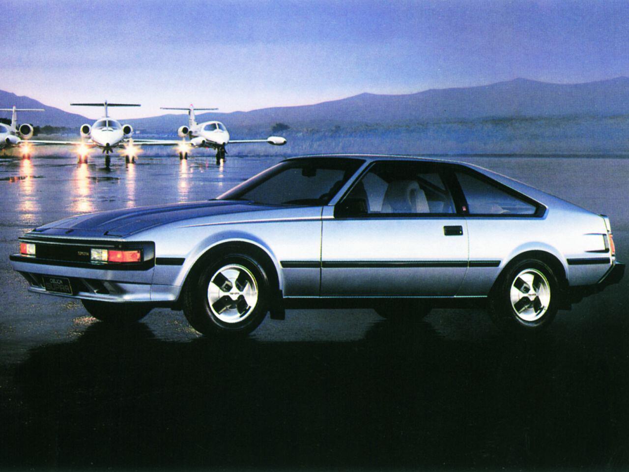 Bild zu Toyota Celica Supra