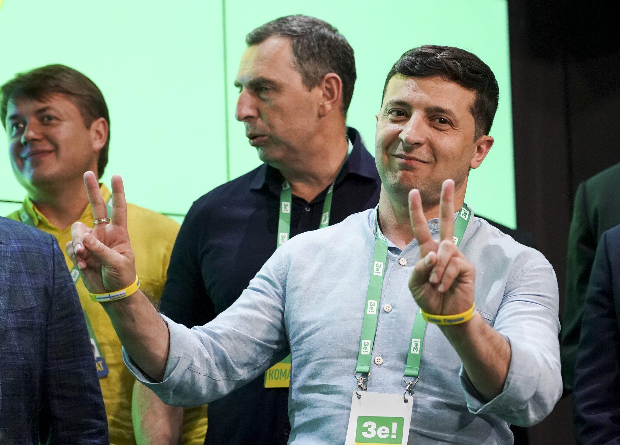 Bild zu Parlamentswahl in der Ukraine