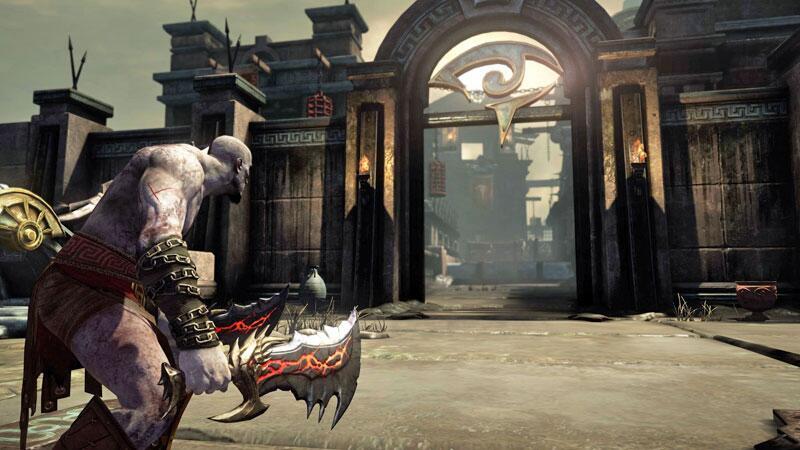 "Bild zu ""God of War: Ascension"""