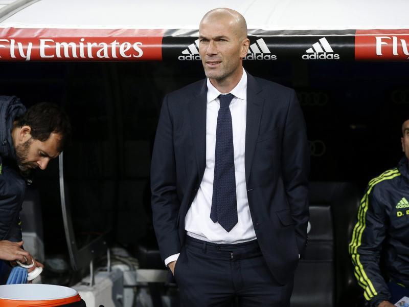 Bild zu Zinédine Zidane