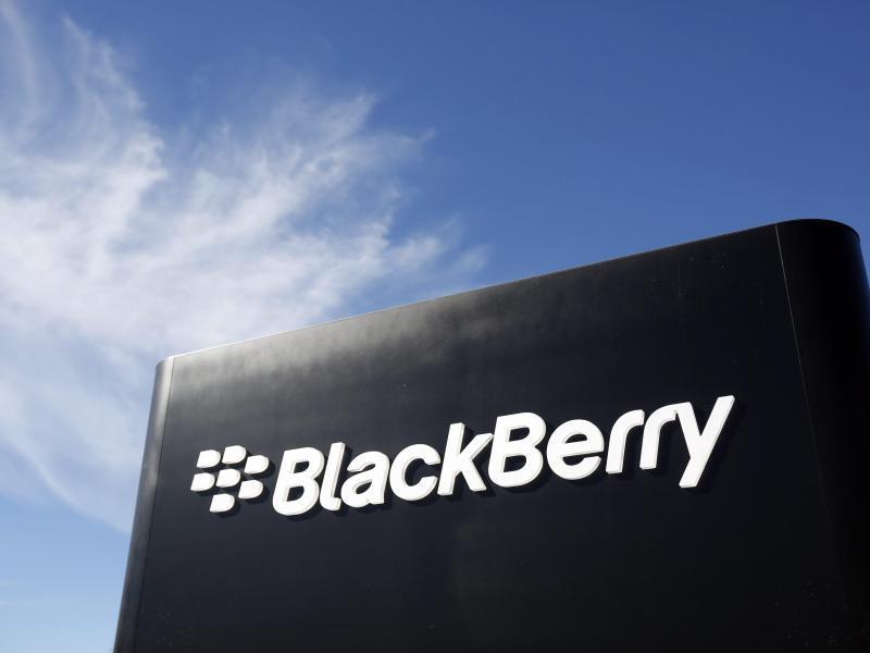 Bild zu Blackberry