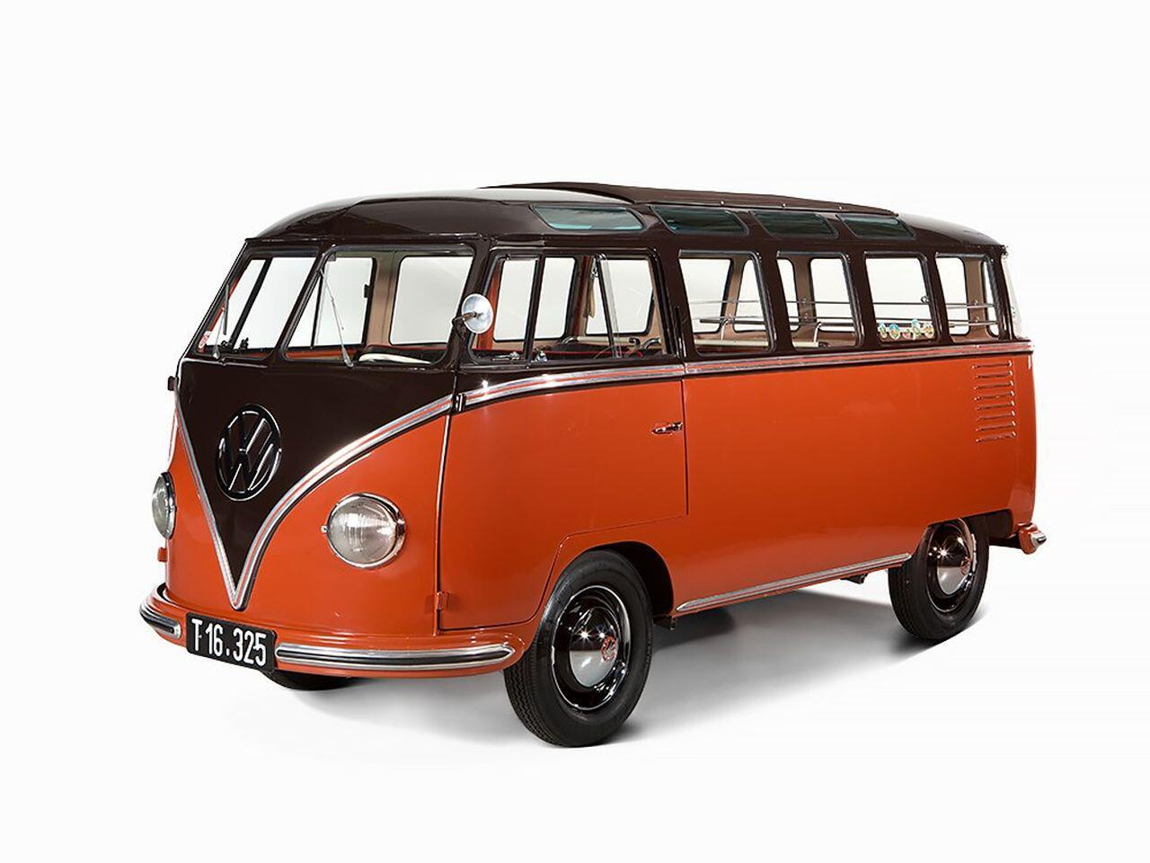 Bild zu VW T1 von 1955