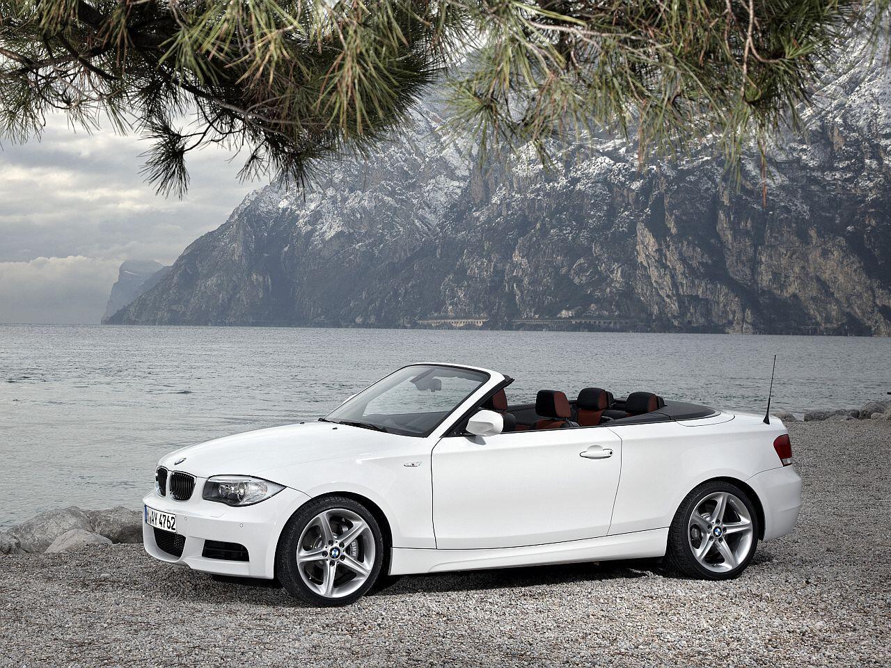 Bild zu BMW 1er Cabrio