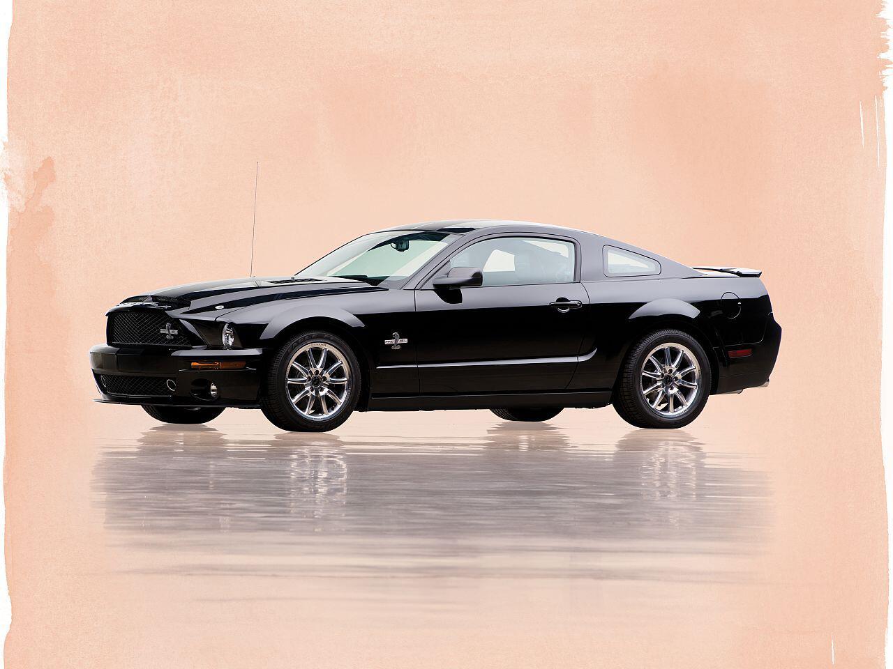 Bild zu Shelby GT500 KR von 2008