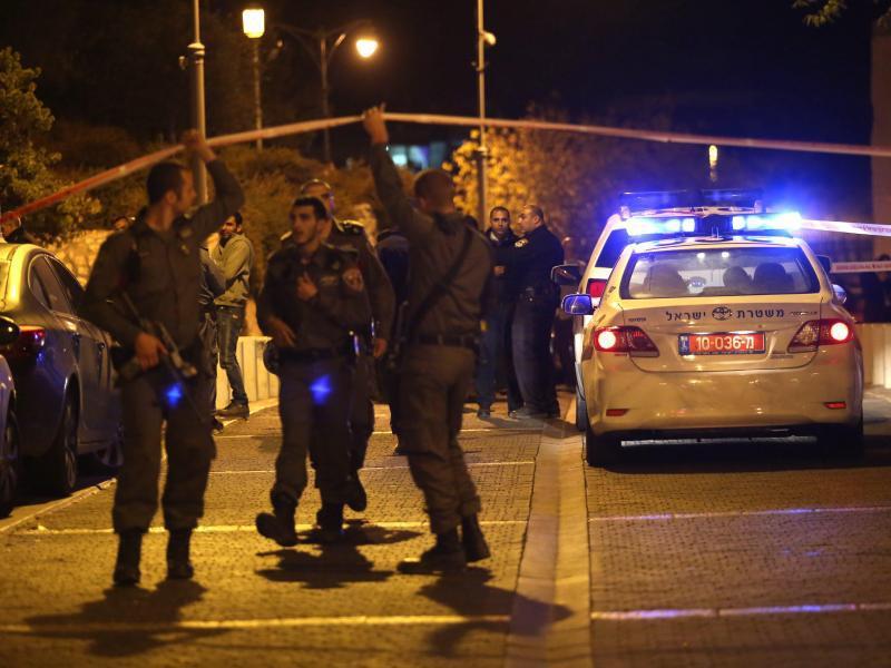 Bild zu Jüdischer Aktivist niedergeschossen